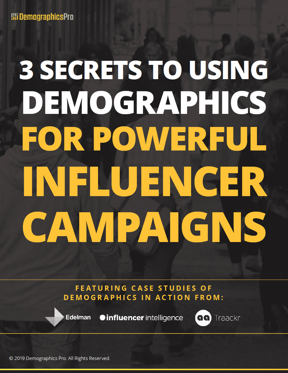 3-Secrets-to-Using-Demographics-for-Powerful-Influencer-Campaigns-Cover-Image